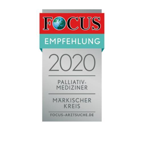 FCGA Regiosiegel 2020 Palliativmediziner Märkischer Kreis